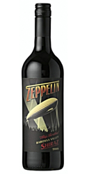 Zeppelin Big Bertha Barossa Valley Shiraz