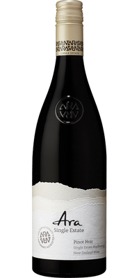 Ara Single Estate Marlborough Pinot Noir