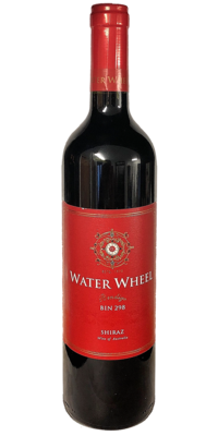 Water Wheel Bin 298 Export Shiraz